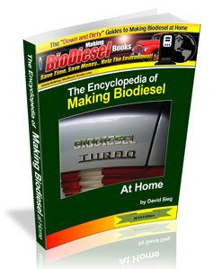 making biodiesel book graphic