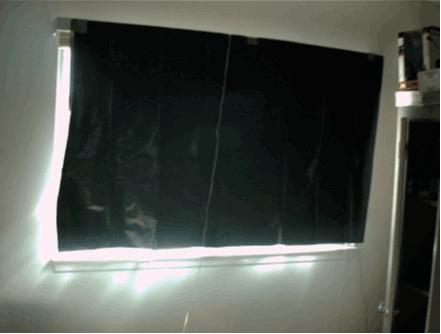 passive solar window