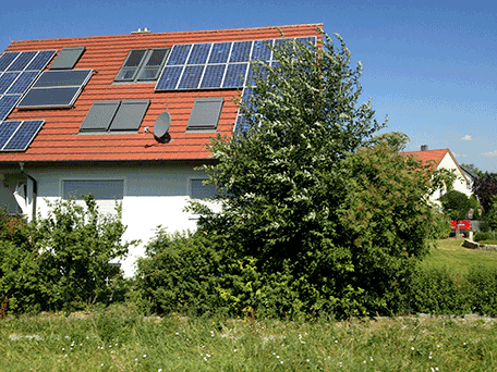 off grid Solar Power For Homes